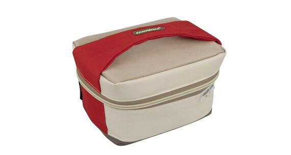 Campingaz Freez'Box - Glacière - M beige/rouge